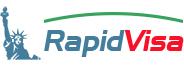 RapidVisa Company Logo