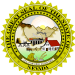 State Of Nevada Seal Logo