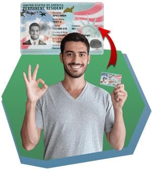 Green Card Hero