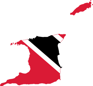 Trinidad-Tobago-Map