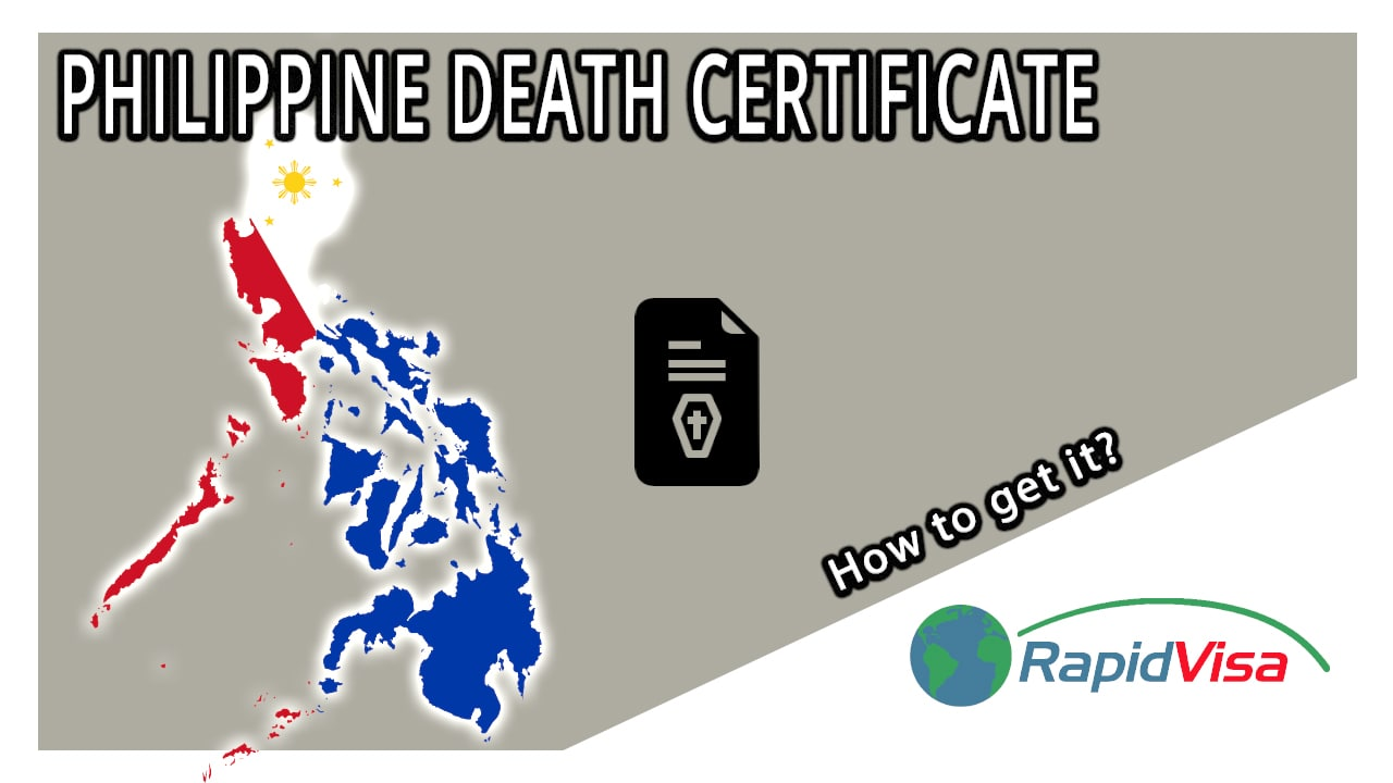 Getting A Philippine Death Certificate
