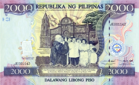 Bringing Cash To The Philippines