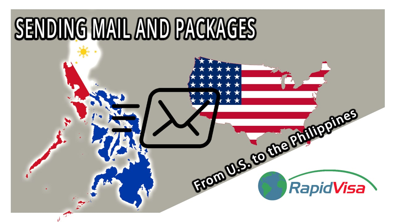 Sending Mail and Packages From the United States to the Philippines