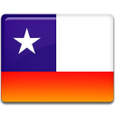 Chile-Flag-128-RapidVisa.com