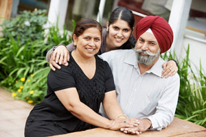Indian parent visas