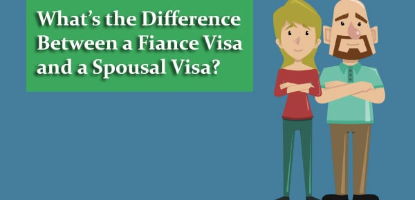 What's the Difference Between a Fiance Visa and a Spousal Visa?