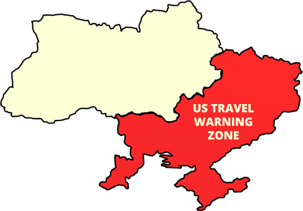 ukraine travel warning