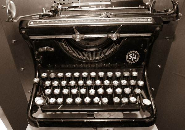 Obsolete Typewriter