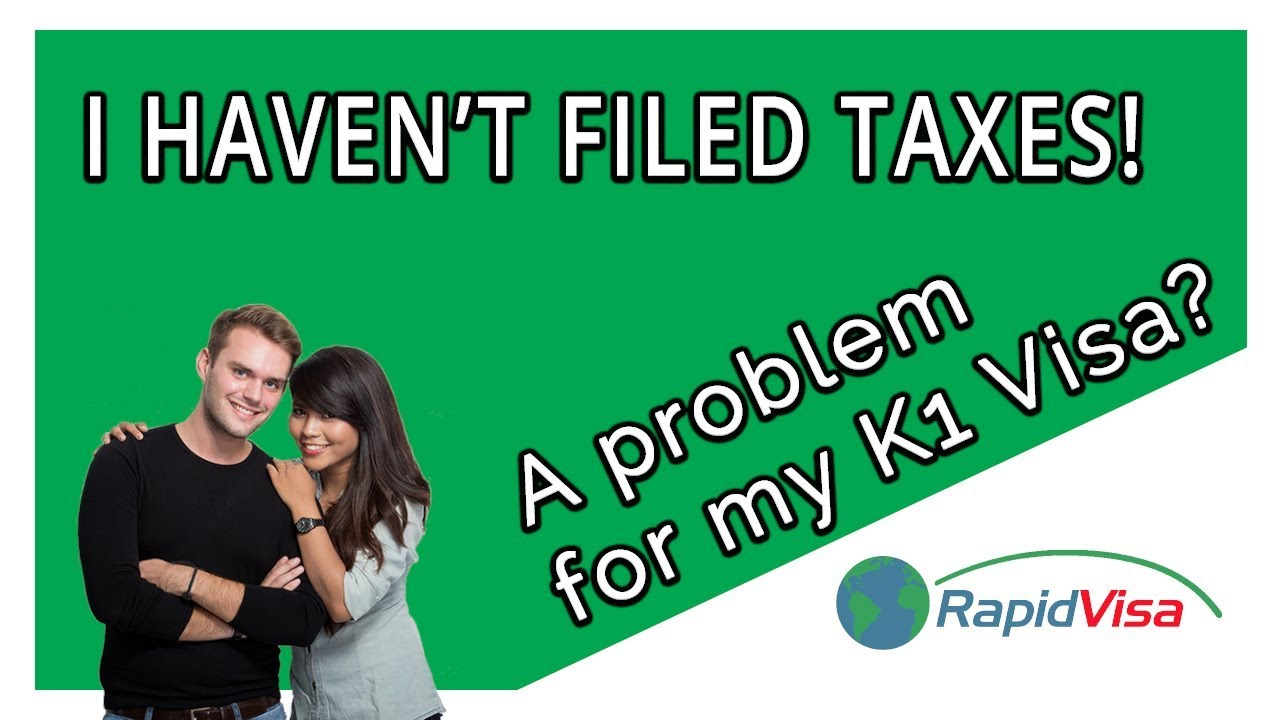 I have'nt filed taxes