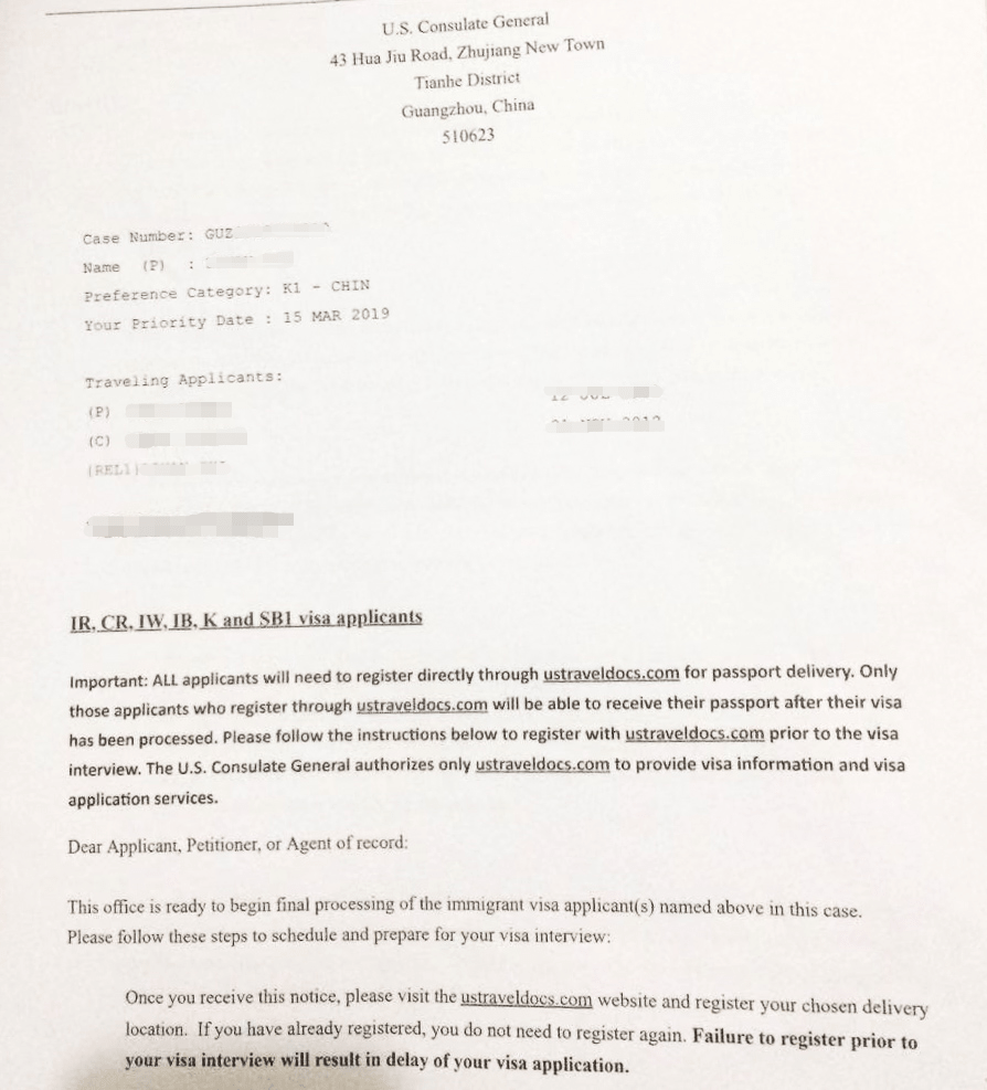Example Of Immigration Letter from rapidvisa.com