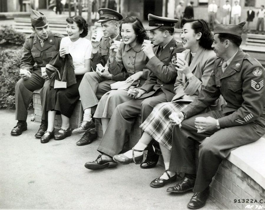 Japanese War Brides
