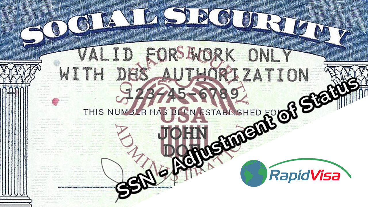 When Will I Get My Social Security Card After Adjustment of Status?